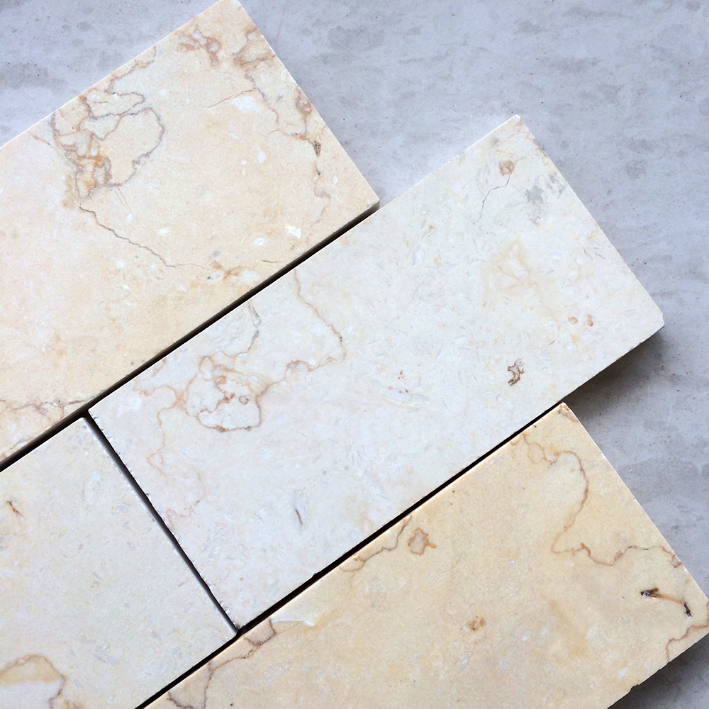 Jerusalem Gold 3x6 Subway Tile